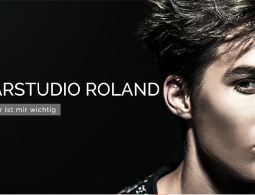 HaarStudio Roland erstrahlt im neuen Design